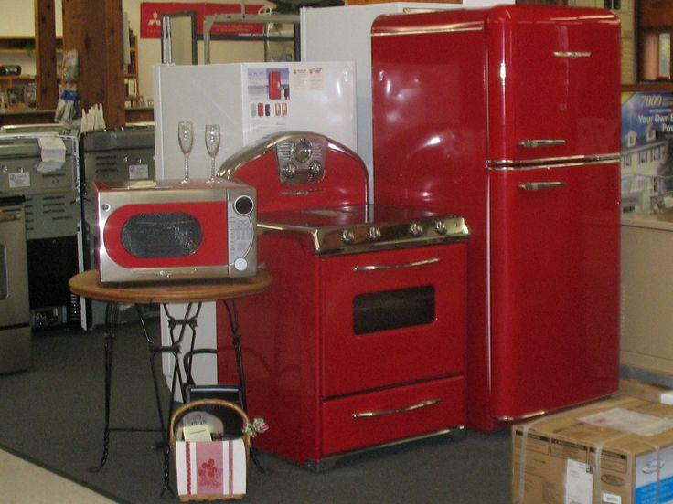 Best 25+ Retro Kitchen Appliances Ideas On Pinterest | Vintage Stove,  Vintage Stoves And Vintage Appliances Home Design Ideas