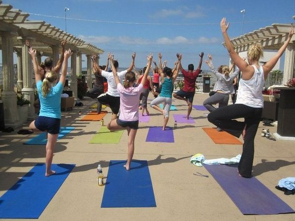 21 best images about gyms on pinterest egypt nyc and for Yoga retreat san diego