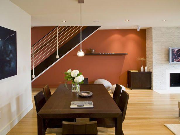 17 Best Ideas About Orange Accent Walls On Pinterest Orange Walls Orange Bedroom Walls And