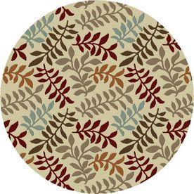 7u0027 x 7u0027 round area rugs global hampton 7