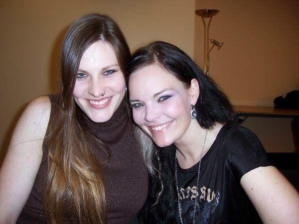 Floor Jansen e Anette Olzon