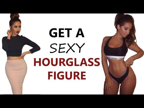 How To Get An Hourglass Figure in A Week - Femniqe