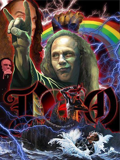 Ronnie James Dio !