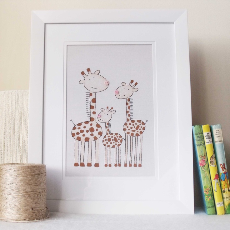 original artwork created on fabric (hand drawn, hand painted and hand stitched) http://ooakly.blogspot.com.au