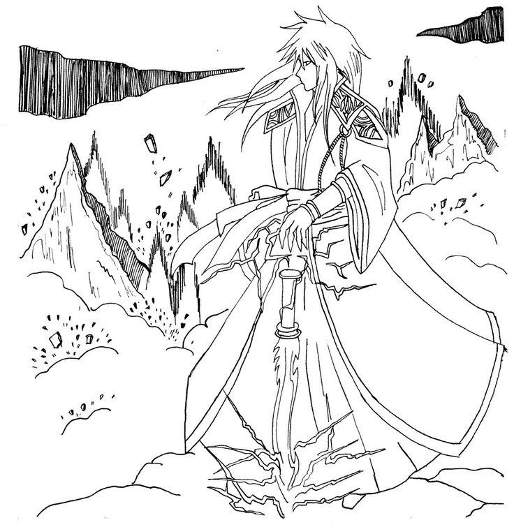 mao, demon, burst, sword, демон, взрыв, меч