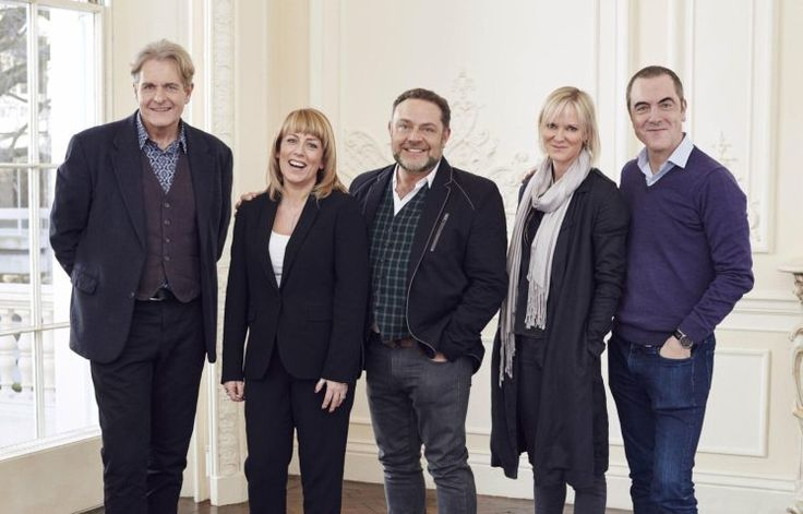 Cold Feet Series 6 - check out the fab interiors on this show - kitchens and living rooms to die for!