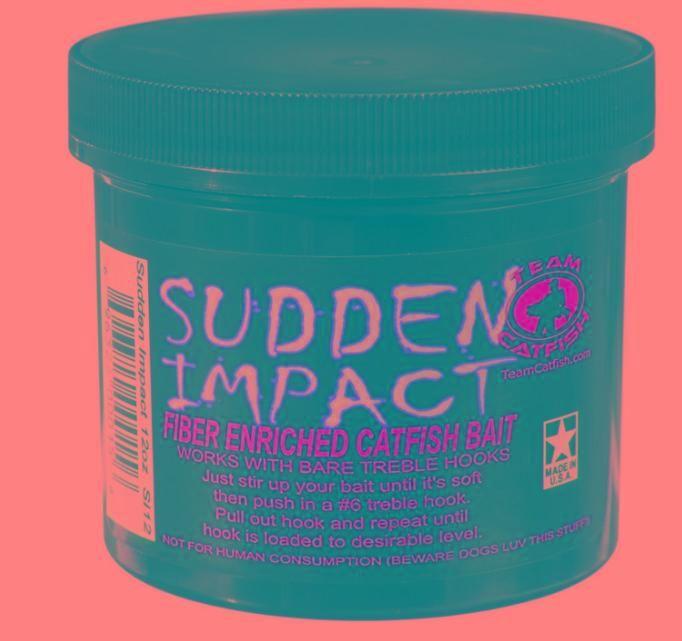 Outdr Brndz Sudden Impact Bait12oz