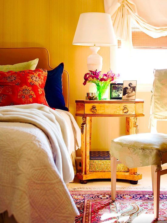 13 best Yellow rooms images on Pinterest | Yellow bedrooms, Yellow ...