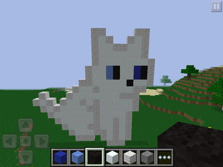 How Do You Make A Grumpy Cat Banner In Minecraft