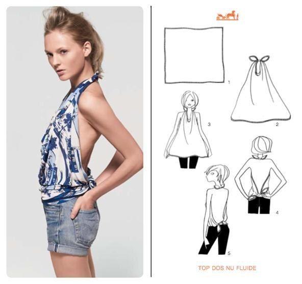 63 best Stilos de atar y crear images on Pinterest | Head scarfs ...