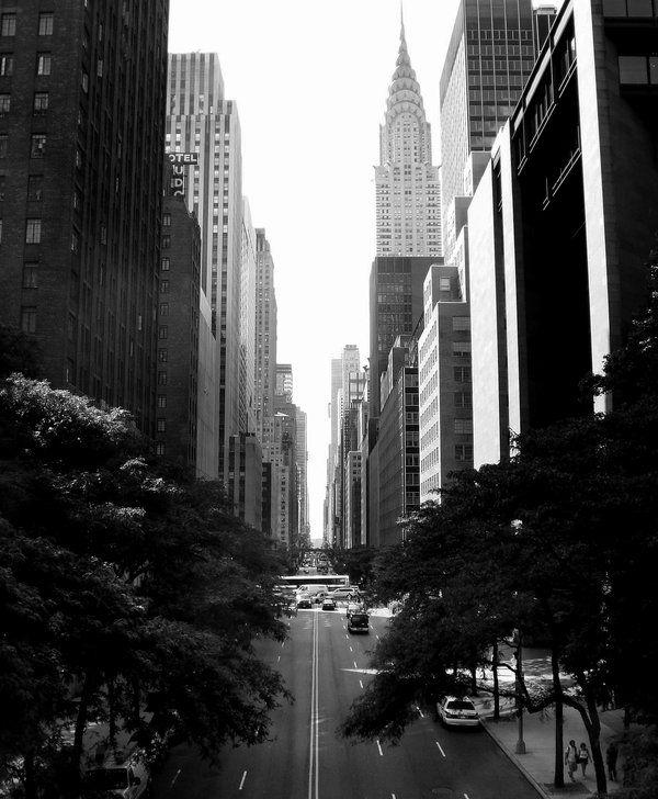 New York City II by DanielJButler.deviantart.com on @DeviantArt