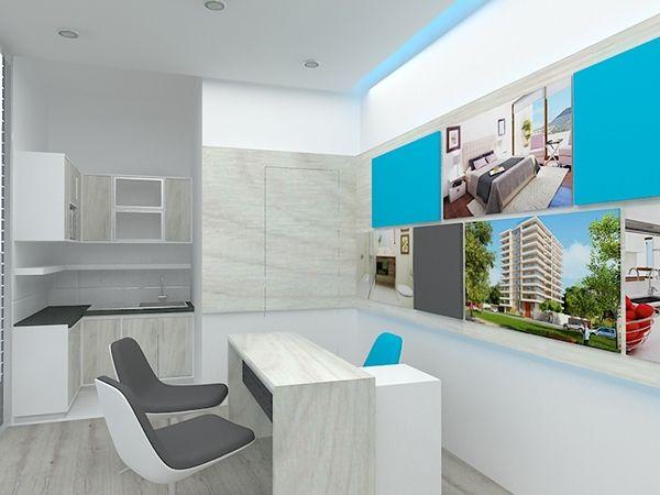 Sala de Ventas Inmobiliaria on Behance