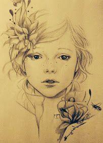 Art by Csaba Konyicska: Inocenta