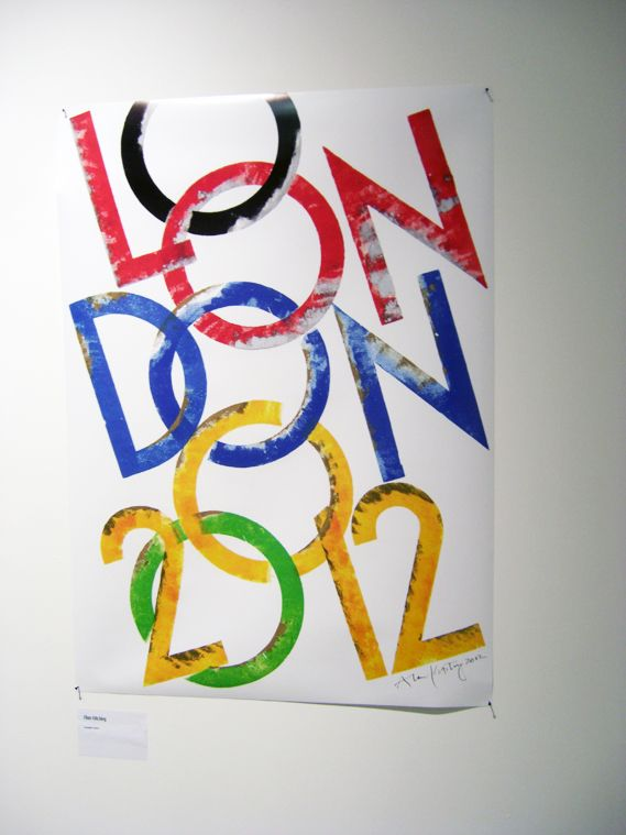 London 2012 (Alternative Poster)