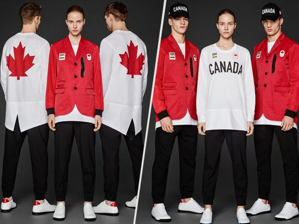 All the Designer Outfits the Olympians Will Be Wearing Tonight
