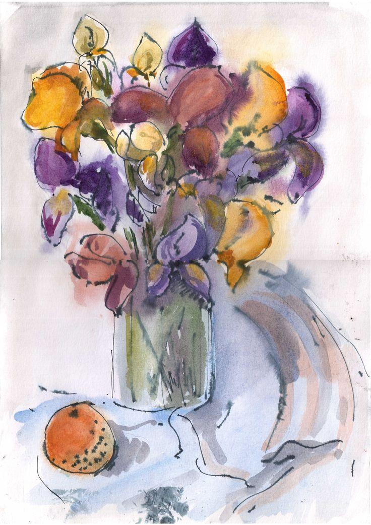 '12 korneva violetta