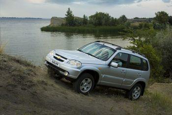 GM-АВТОВАЗ представит в Москве концепт новой Chevrolet Niva.
