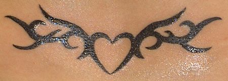 This is the tattoo that Kels Chaney said I should get for a tramp stamp haha