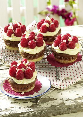 Unser beliebtes Rezept für Schneewittchen-Muffins und mehr als 55.000 weitere kostenlose Rezepte auf LECKER.de.