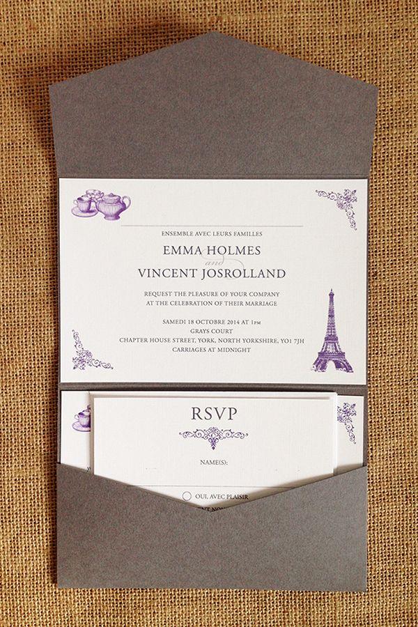 Best 25+ Contemporary wedding stationery ideas on Pinterest ...