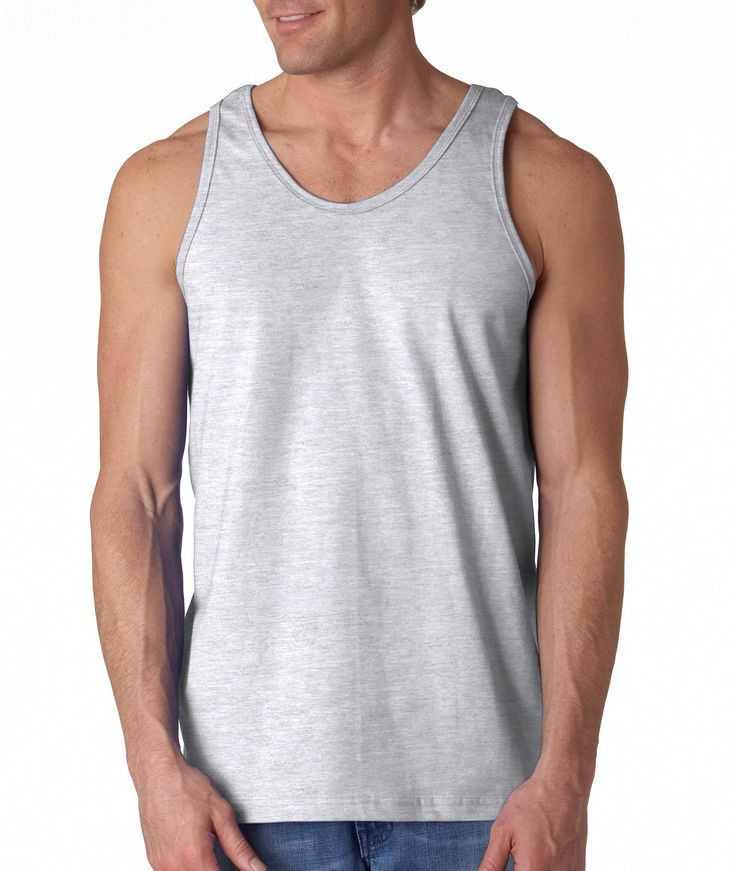 Gildan Mens Tank Top s 2XL Ultra Cotton Sleeveless Tee 2200 New | eBay