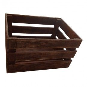 Our vegetable crates are sturdy and have very good ventilation for the storage and transport of vegetables and fruits. They are popular with farmers markets and market traders in general for their storage functionality and retail display factors. Dimensions are L 500mm x W 360mm x H 285mm. But can be customised to suit your needs.  All Products Are Made To Order.