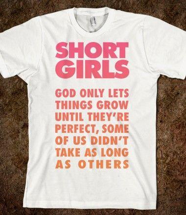 Short Girls (Shirt)