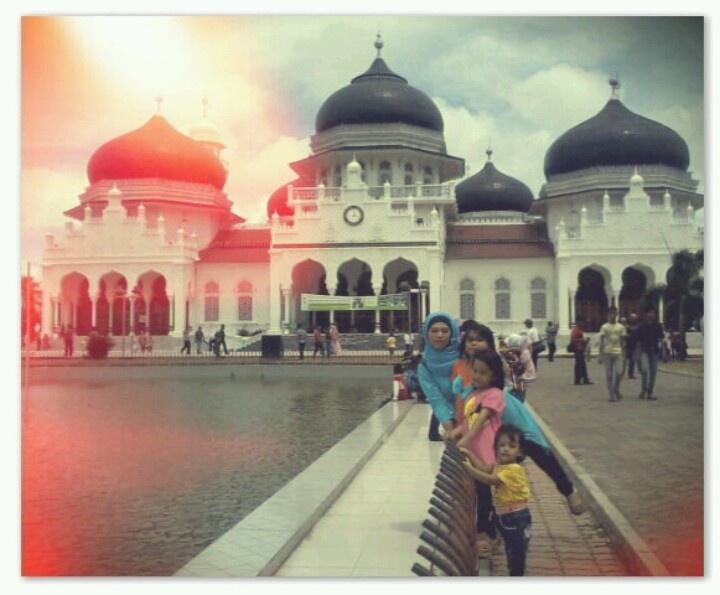 Baiturrahman, Banda Aceh