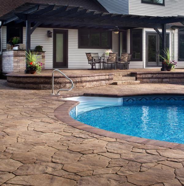 96 best Pool Deck Ideas images on Pinterest | Pool decks, Deck ...