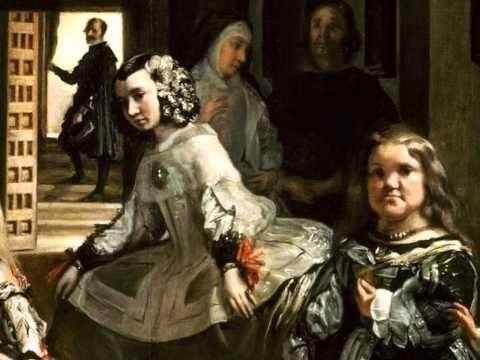 Las Meninas de Velázquez al detalle - YouTube