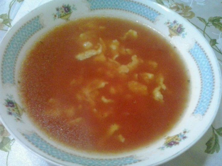 Retete cu margareta cismasiu: Supa de rosii cu zdrente