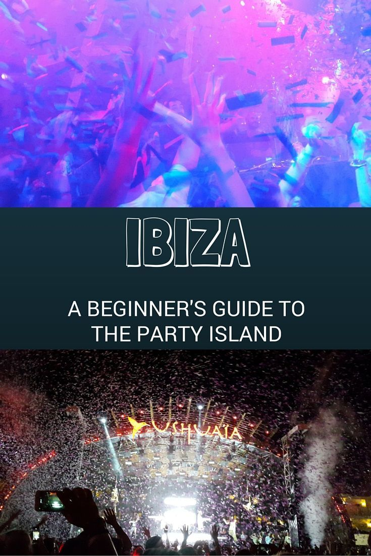 Ibiza is one of those places that's perceived as one big crazy party island that never sleeps… but it's so much more than that! It's a charming island with beautiful beaches, delicious food, and yes, lots and lots of parties! If you want to enjoy Ibiza properly and get to soak in all the fun, here are a few survival tips on the blog! #ibiza #party #spain #travel #edm