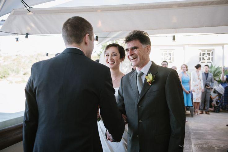 Bathers Pavilion Wedding Balmoral Beach Restaurant   The Terrace Wedding Civil Ceremony – Sydney Wedding Photographer :: Vincent Lai