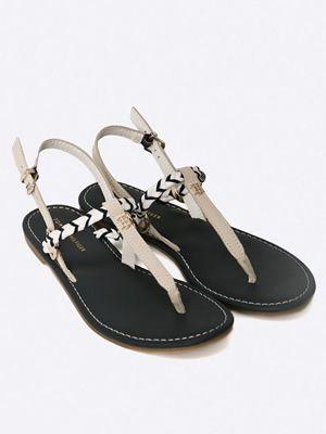 Sandale dama tommy hilfiger fara toc