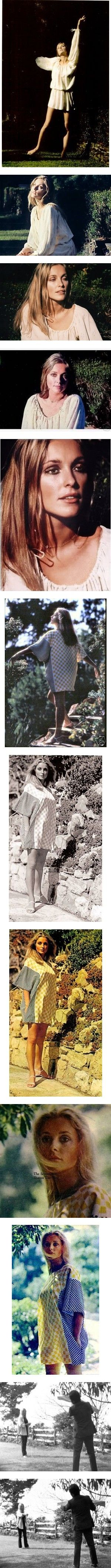 Cielo Drive by geminichilde on Polyvore featuring sharon tate