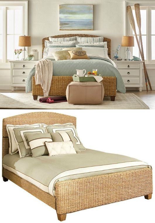 Captivating Shop Natural Fiber Beds For Coastal And Beach Style Bedrooms.... Http: