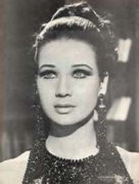 Zubaida Tharwat... Egyptian actress, active from the 1950s through the late '80s