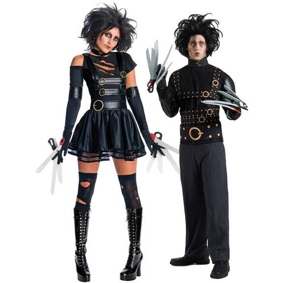 Scary Couple Costumes | Scary Couples Costume Ideas - Couples Costume Ideas