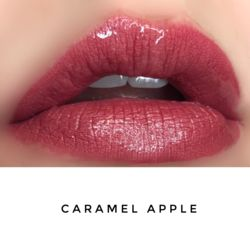 Caramel Apple LipSense for Sale!  In Stock & Ready to ship today!  www.kissandmake-upwithamanda.com Kiss & Make-up with Amanda