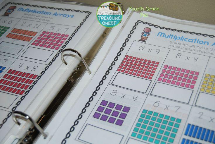 Fourth Grade Math Intervention
