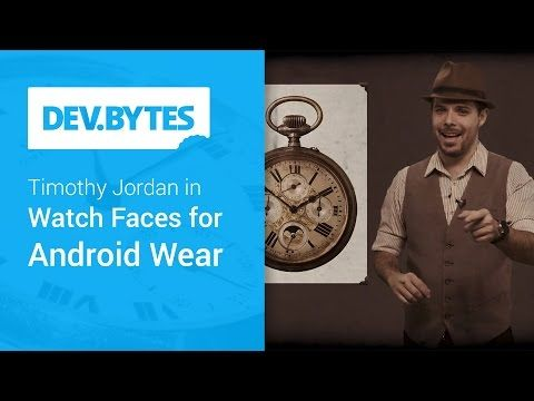 Watch Face API Now Available for Android Wear | Android Developers Blog #weaarables