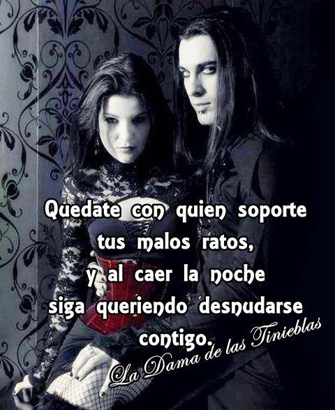 Best Imagenes Goticas Con Frases De Amor Para Facebook Image Collection