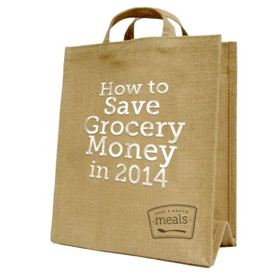 Grocery Budgeting in 2014 - Once a Month Meals #budgetmeals #freezercooking #frugal