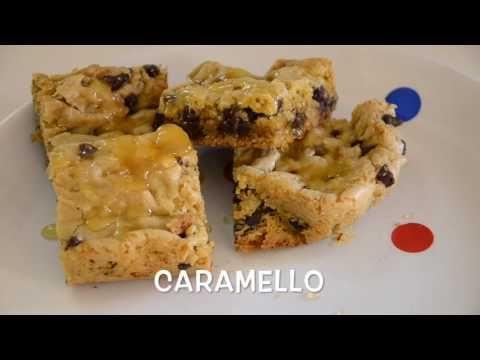 Cookies americani al caramello: la ricetta perfetta per i bambini