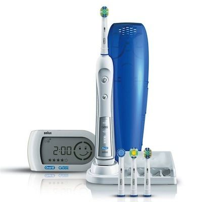 Oral-B Triumph 5000 : Test complet I just want an electric toothbrush.. That works well!