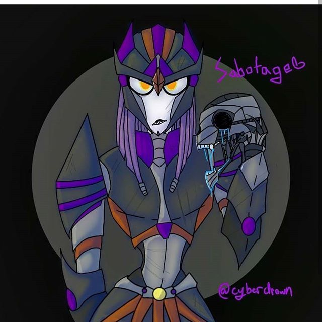 ♡  SABOTAGE LOOKS SO BADASS AASDGGHKLLS.  THANK YOU SO MUCH FOR THIS!!  This actually made my whole week, frendo.  And if you're not following @muffin._.guts then wtf are you doing. Follow them rn.  Sabotage belongs to me.  Art belongs to tagged cutie. 💕  ♡  05-03-2017  #kenziocs