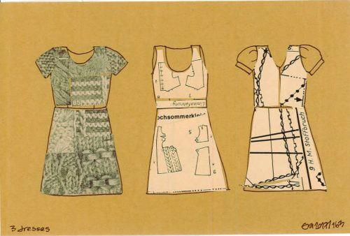 163/365: 3 dresses