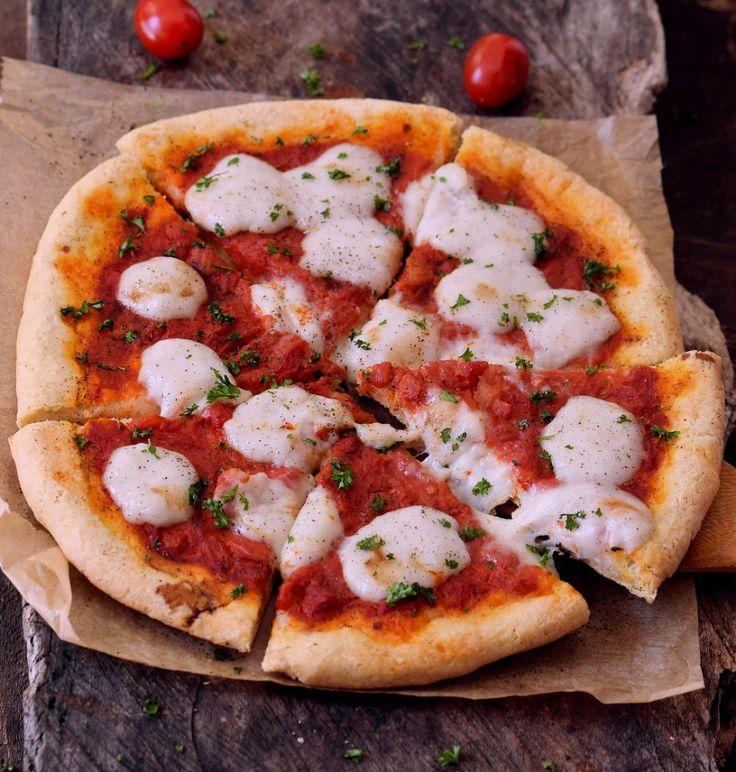 Best glutenfree pizza crust rice flour tapioca corn