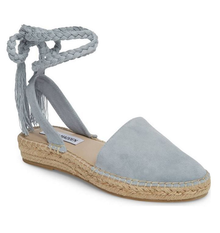 432d9f45a14 Steve Madden Mesa Wrap Around Espadrille #Espadrille #resortshoes ...