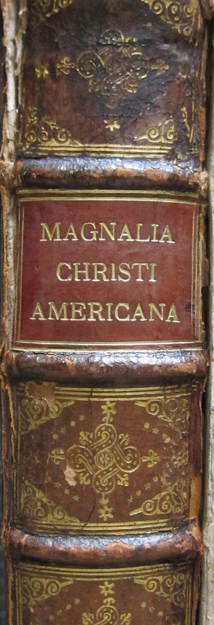 ZSR | Special Collections & Archives Blog – Magnalia Christi Americana, by Cotton Mather (1702)